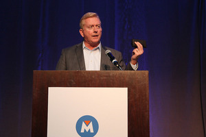 Jeff Owens of Delphi Automotive presented ADAS at MEMS Executive Congress