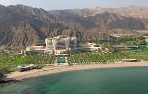 Luxury hotel package Oman