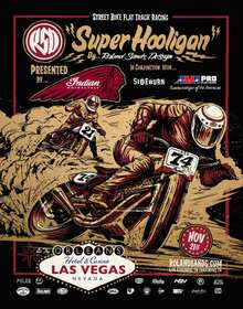Indian Motorcycle Attacks Super Hooligan Racing With a Key Sponsorship and Custom Race Bikes