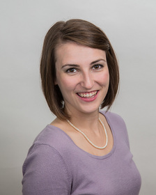 Noelle Frantz, industrial-organizational (I-O) psychologist; analyst for SHAKER Virtual Job Tryout Design-Build Team