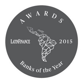 LatinFinance 2015 Banks of the Year Awards