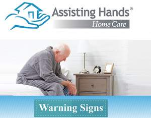 Warning Signs in Senior Home Care