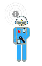 Five Key Benefits of Collaborative Working on Mobile Devices in Hazardous Areas