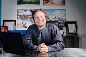 Mike Kalis, CEO of Marketplace Homes