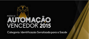 TraceLink Win 2015 GS1 Brazil Automation Award
