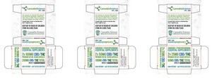 Cannabis Science Brand Capsules
