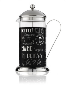 La Cafetiere Wake Up and Smell the Coffee 8-cup French Press