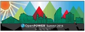 2016 OpenPOWER Summit