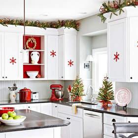 holiday kitchen ideas