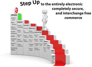 Step Up to eMobile Pay