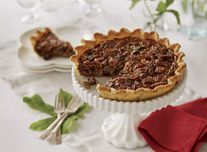 Fig and Bourbon Pecan Pie