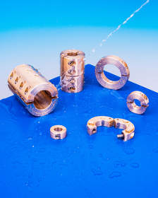 Stafford Brass Shaft Collars & Couplings