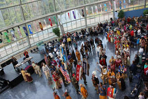 The Pequot Museum will host the 4th annual Honoring the Veterans Powwow on Nov. 7.