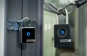 Master Lock Bluetooth Smart Padlocks