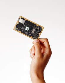 NVIDIA Jetson TX1 module for smart, autonomous devices