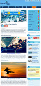 Cheapflights.com Top 9 Rules of Airtiquette, travel etiquette, holiday travel