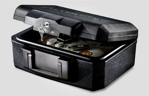 Sentry Safe 1200 Small Privacy Lock Chest