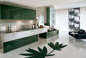 minimilist kitchen design