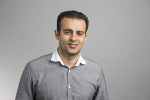 MC10 Co-founder and CTO Roozbeh Ghaffari