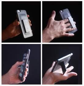 HandL, a revolutionary gripless phone