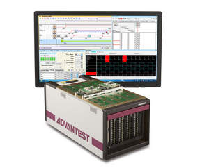 Advantest's NEW EVA100 digital solution extends the product family's capabilities to include digital ICs