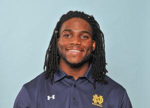 Butkus, linebacker, award, Notre Dame, college, NCAA, football, defense