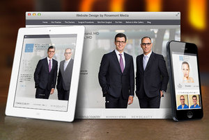 Responsive Website Launched for New York City Plastic Surgeons