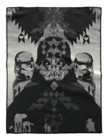 The Empire Strikes Back Blanket