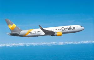 Condor, Condor Airlines, Boeing, Thomas Cook, Frankfurt, Airline