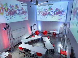 Innovation Lab- Atlanta airport hotel.