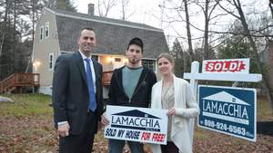 Sold in 32 Days | Lamacchia Realty