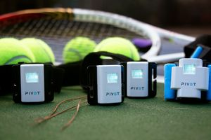 PIVOT, the most advanced tennis wearable and the only one that incorporates teachings from Hall of Fame coach Nick Bollettieri, launches on Indiegogo today.
