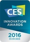 SENtrace is a CES (R) 2016 Innovations Awards Nominee
