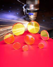 Laser Research ZnSe Lenses
