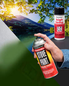 Dampney aerosol paints and coatings have been reformulated using low MIR solvents