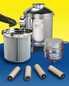 MV Vacuum Inlet Traps for ALD Processes