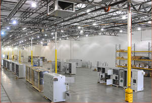 Anord, datacenters, switchgears, mission-critical facilities, Sandston, Virginia