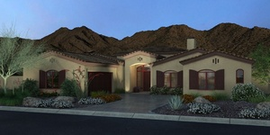 Scottsdale Mountain Villas - Semi custom homes