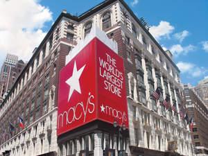 Macy's Herald Square Flagship Store, New York, NY.