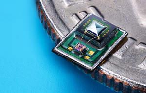 GLOBALFOUNDRIES is manufacturing Vesper's piezoelectric MEMS microphone