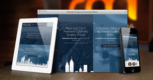 New York Plastic Surgeons Announce New Responsive Website