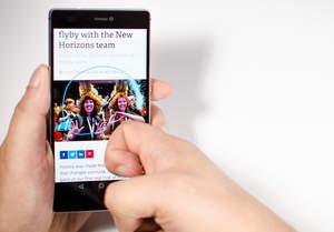 FingerSense, Huawei, touchscreen, mobile device, touch screen