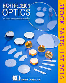 The Meller Optics 2016 Stock Parts List