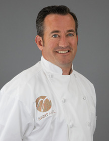Kent Bearden -- senior director of operations for Saint Marc USA and general manager of Saint Marc Pub-Cafe, Bakery & Cheese Affinage.