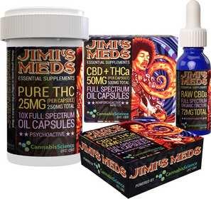 Jimi's Meds