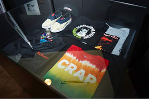 The DC x Big Brother apparel and footwear capsule collection