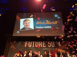 Work Market Celebrated at SmartCEO's New York Future 50 Awards Gala