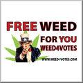 Weed4Votes