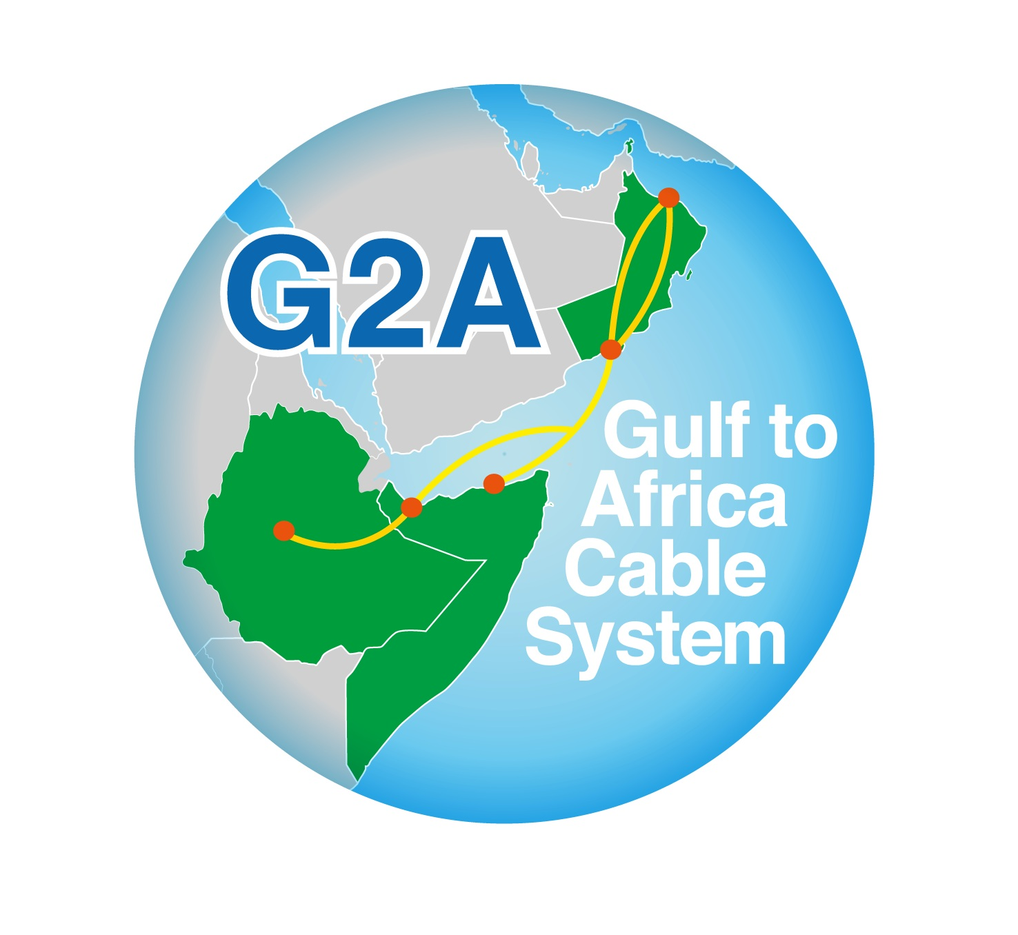 Gulf to Africa, G2A, a New Groundbreaking Cable System Between Oman, Somaliland, Puntland, and Ethiopia That Will Develop the Telecommunications in Eastern Africa Using X