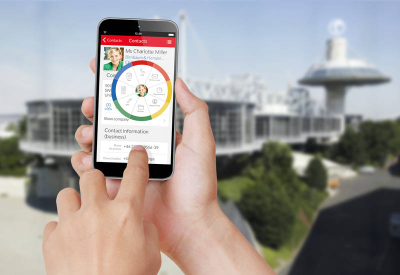 CeBIT Premiere: New App-Based, CRM-Cloud Solutions for Small Companies